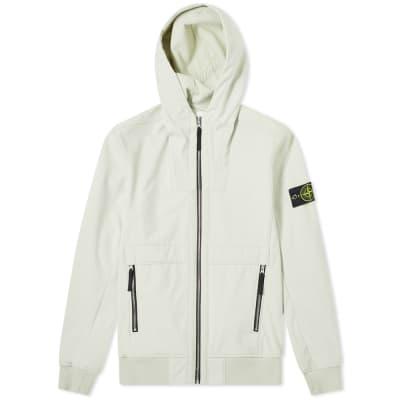 Stone Island Soft Shell-R Hooded Jacket