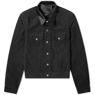 Helmut Lang Moleskin Trucker Jacket