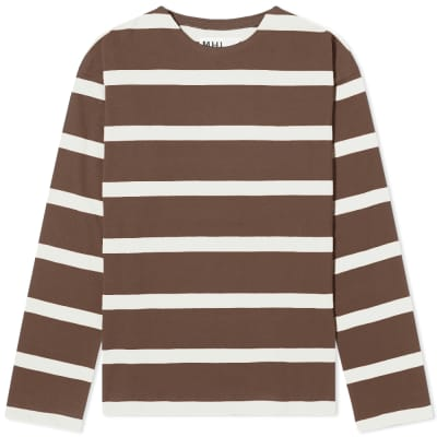 MHL. by Margaret Howell Long Sleeve Matelot Tee
