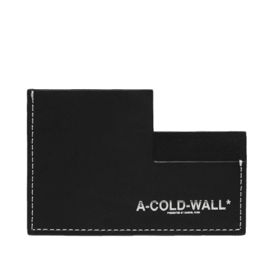 A-COLD-WALL* Right Angle Card Holder