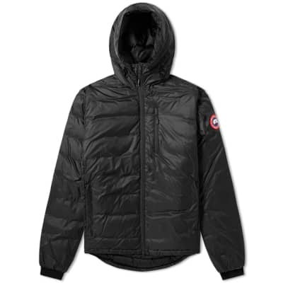 Canada Goose Lodge Fusion Fit Hooded Jacket