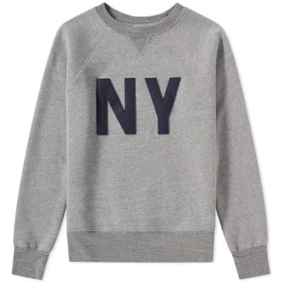 Ebbets Field Flannels New York Gothams Sweat