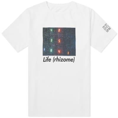 SOPHNET. Life Rhizome Tee