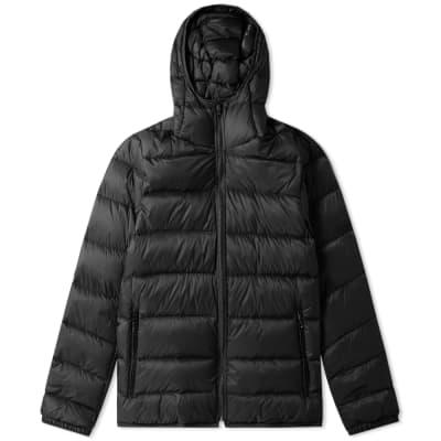 Ten C Hooded Down Jacket
