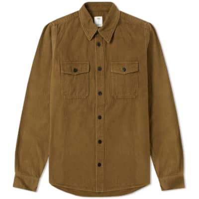 Visvim Black Elk Nell Shirt