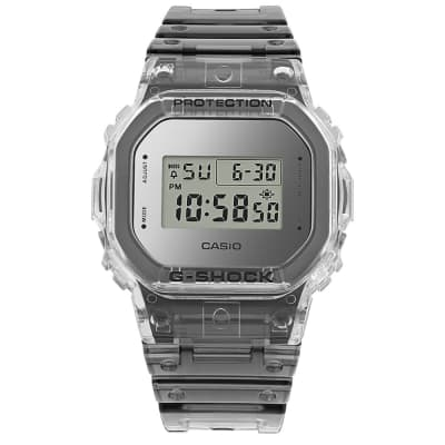 Casio G-Shock DW-5600SK-1ER Skeleton Series Watch