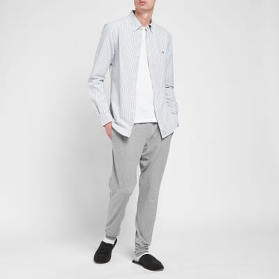 Schiesser Friedrich Nick Long Sleeve Tee & Lounge Pant