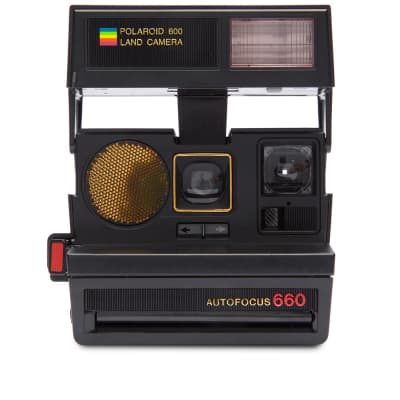 Polaroid Originals 660 Sun Autofocus Camera