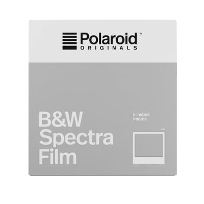 Polaroid Originals B&W Film for Image/Spectra