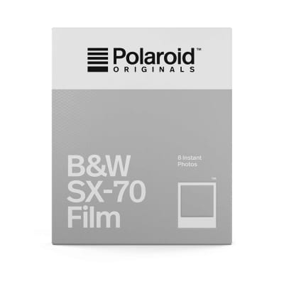 Polaroid Originals SX-70 B&W Film