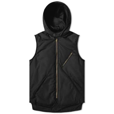 Post Overalls E-Z Cruz Hooded Vest