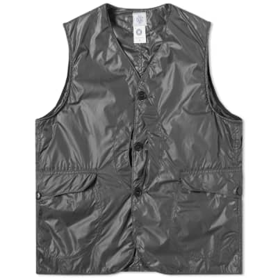 Post Overalls Royal Traveller Waistcoat