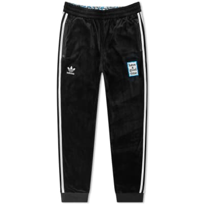 Adidas x Have A Good Time Velour Track Pants