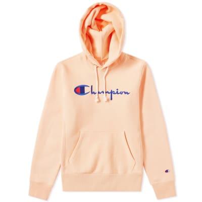 Champion Reverse Weave Women's Script Logo Hoody
