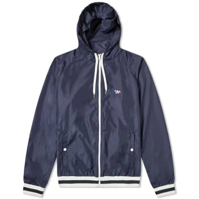 Maison Kitsuné Hooded Windbreaker