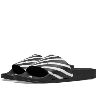Off-White Spray Stripe Slide