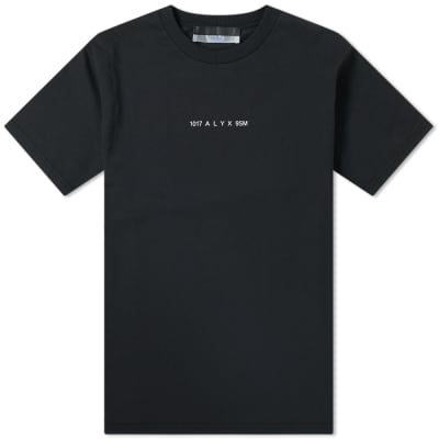 1017 ALYX 9SM Code Collection Tee