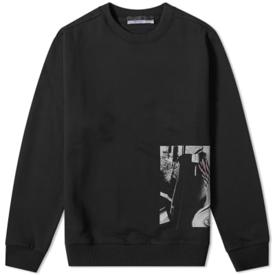 1017 ALYX 9SM Patriot Crew Sweat