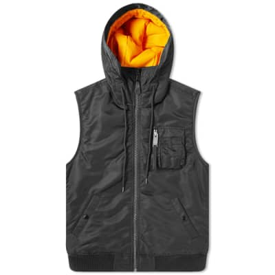 1017 ALYX 9SM Hooded MA-1 Vest