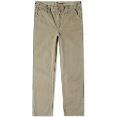 Nigel Cabourn x Lybro Military Pant