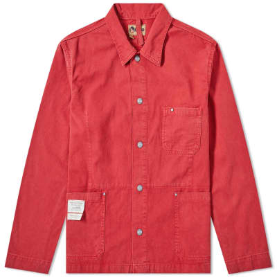Nigel Cabourn x Lybro Field Jacket