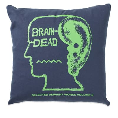 Brain Dead Ambient Pillow