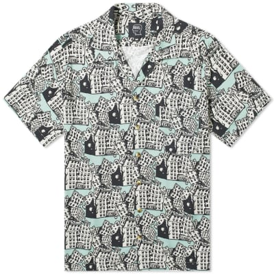 Brain Dead Hawaiian Shirt