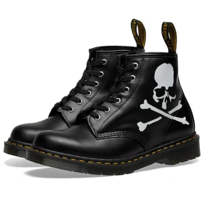 END. x MASTERMIND World x Dr. Martens '101 MASTERMIND'