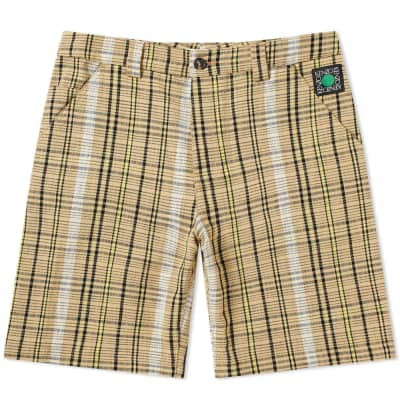 Kenzo Tailored Check Short