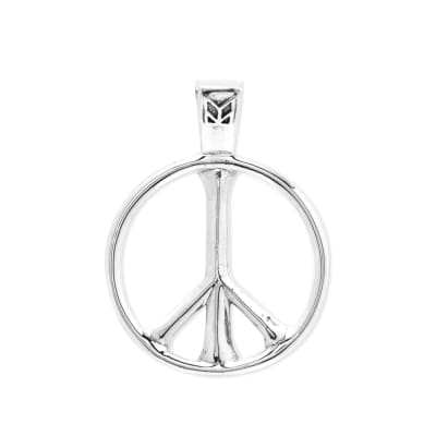 Maple Peace Pendant