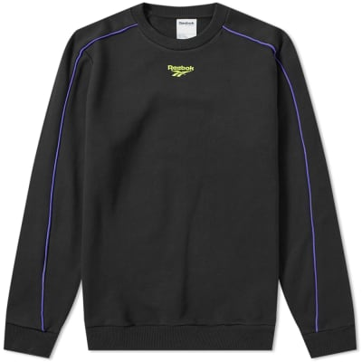 Reebok Vector Logo Crew Sweat