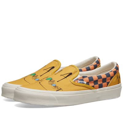 Vans Vault x Ralph Steadman Gonzovationist OG Classic Slip-on LX