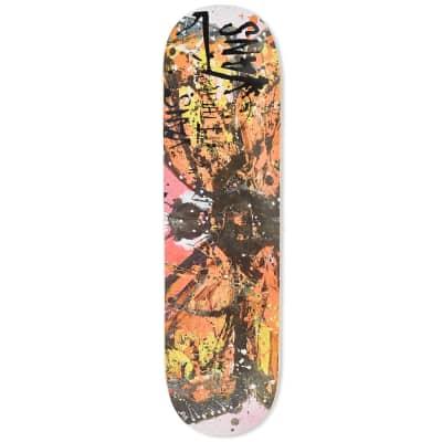 Vans Vault x Ralph Steadman Skate Deck