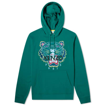 3e6b39c8 Kenzo Embroidered Tiger Hoody