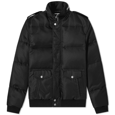 Saint Laurent Nylon Aviator Jacket