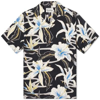 1f4f0883 Wacko Maria Short Sleeve Hawaiian Shirt