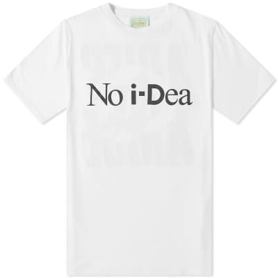 Aries x i-D No Idea Tee