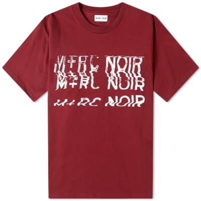 M+RC Noir Distortion Tee