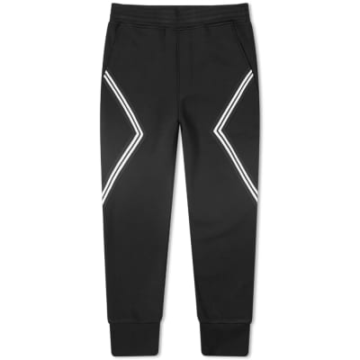 Neil Barrett Modernist Taping Track Pant