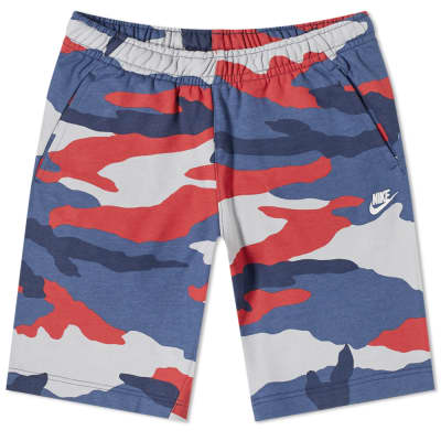 f47d3c3f70 Nike NSW Camo Club Short