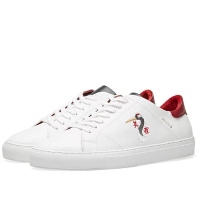 Axel Arigato Clean 90 Bird Embroidery Sneaker