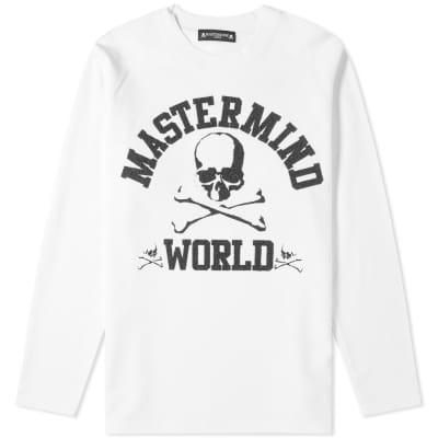 MASTERMIND WORLD 3D Print Logo Crew Sweat