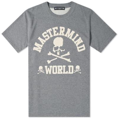 MASTERMIND WORLD 3D Print Logo Tee