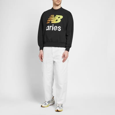 Aries x New Balance Crew Sweat