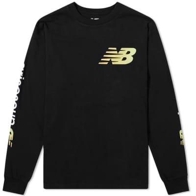 Aries x New Balance Long Sleeve Aries Arise Tee