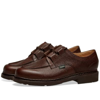 Arpenteur x Paraboot Grain Leather Cambriole Shoe