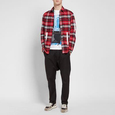 Craig Green Plaid Shirt
