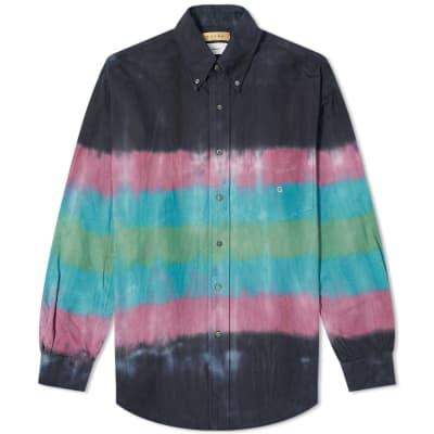 Futur x Graphpaper Tie Dye Shirt