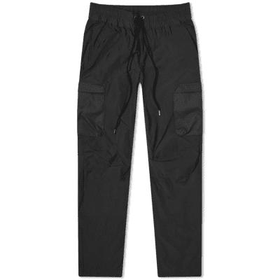 John Elliott High Shrunk Nylon Cargo Pant