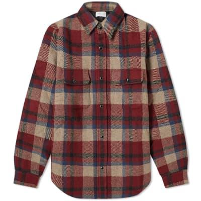 John Elliott Jupiter Padded Shirt Jacket